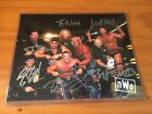 2015 Leaf Wrestling Signed 8x10 Photograph Edition 3