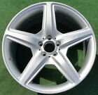 Factory Mercedes Benz CL63 Wheel OEM AMG CL65 S63 20 inch 85029 A2214013402