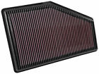 K&N For Chevrolet Malibu, Buick LaCrosse Replacement Air Filter 33-5049