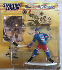 NEW 1998 Kenner NHL Starting Lineup Action Figure Wayne Gretzky New York Rangers