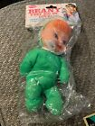 Fun World Buntahe Beany Doll Green Outfit Cupid