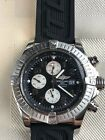 Breitling 1884 Chronometre Automatic Silver With Box