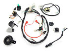 Skyteam ST125-6 (USA) CT70 Dax 12 Volt Wiring Harness with Electronics