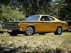 1971 Plymouth Duster Coupe Gold Plymouth Duster with 1517 Miles available now!