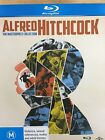 ALFRED HITCHCOCK MASTERPIECE COLLECTION 2012 14 x BLURAY Set AS NEW