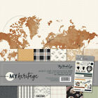 My Minds Eye My Heritage Collection 12 x 12 Collection Pack her111