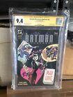 Batman Adventures Mad Love SS CGC 9.4 Harley Quinn Joker Signed By Bruce Timm