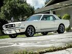 1966 Ford Mustang GT White Ford Mustang with 81487 Miles available now