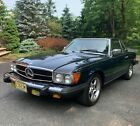 1985 Mercedes-Benz SL-Class FACTORY LEATHER for $6600 dollars
