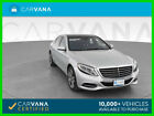 2017 Mercedes Benz S Class S Class S 550 4MATIC Sedan 4D V8 Twin Turbo 47 Liter AM FM HD Radio Alarm System Backup Camera Bluetooth