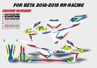 BETA RR-RACING 2018-2019 125-250-300-430 ALL MODELS FLUO GRAPHIC KIT