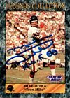 Mike Ditka Signed 1989 Starting Lineup Legends Autographed Bears 57540