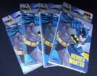 Batman 4 Packs of 8 Invitations Envelopes  TY Cards Heros wanted NEW
