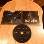 Iced Earth - Night Of The Stormrider CD 1st US DIDX press blind guardian helstar