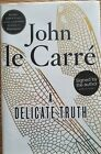 A Delicate Truth by John Le Carre Hardback 2013 1st signed