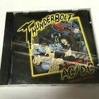 Various Artists - Thunderbolt - A Tribute To AC/DC CD NM US 1998 DeRock RARE