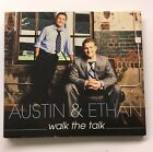 Austin & Ethan - Walk The Talk CD - SIGNED AUTOGRAPHED NM - 2012 US