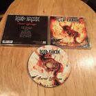 Iced Earth - Burnt Offerings CD 2002 remaster iron maiden blind guardian helstar
