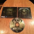 Overkill - The Electric Age CD 1st US press metallica metal church anthrax