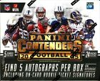 2015 PANINI CONTENDERS FOOTBALL HOBBY 12 BOX CASE