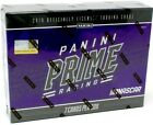 2019 PANINI PRIME RACING HOBBY 8 BOX CASE