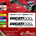 Series Adhesives Stickers Compatible Ducati 999 S Superbike