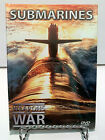 WEAPONS OF WAR SUBMARINES DVD WW2 Modern Warfare Nuclear Subs NEW SEALED