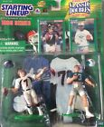 1998 Starting Lineup Classic Doubles John Elway Dan Marino Factory Sealed