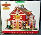 Lemax Ceramic Coventry Cove Williams Farm Christmas Village Lighted Building
