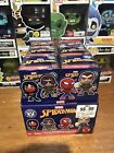 Funko Mystery Minis Marvel Spider-Man Sealed Case Of 12 Rare!