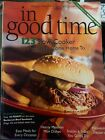 In Good Time HTF Slow Cooker Weight Watchers cookbook