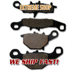 Front + Rear High Quality Brake Pads for Suzuki RM85 (2005-2012) (2015-2020)