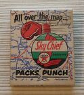 Texaco Sky Chief Gasoline Matchbook, Nap's Service Station, Greenfield, MA.