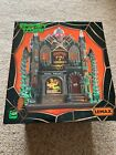 2019 LEMAX Spooky Town House Village - 'Pins and Needles' Light Up - NIB
