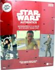2020 TOPPS STAR WARS AUTHENTICS 11X14 PHOTO & TRADING CARD BOX