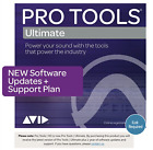 Avid 1Year Updates+Support for Pro Tools Ultimate Perpetual License Expired Plan