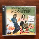 THE CRAMPS~HOW TO MAKE A MONSTER 2 CD SET VENGEANCE RECORDS 2004