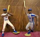 Vintage Starting Lineup MLB Mets Baseball Card Figure Darryl Strawberry