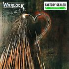 Warlock ‎– True As Steel CD NEW