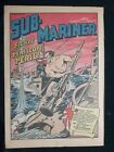 Sub Mariner 6 The Periscope Peril Complete Story in Single pages Summer 1942