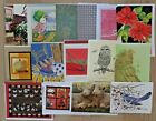 Lot of 150 Greeting Note Cards Blank Inside 2 each of 75 Different Designs