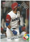 2017 Topps Now World Baseball Classic Cards - USA Autographs 8