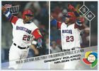 2017 Topps Now World Baseball Classic Cards - USA Autographs 17