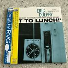 Out to Lunch by Eric Dolphy Japan mini LP paper sleeve CD Obi Blue Note 24-bit
