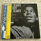 Face to Face by Baby Face Willette Japan mini LP sleeve CD Obi Blue Note