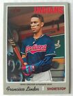 2019 Topps Heritage High Number Baseball Cards 12
