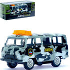 UAZ 452 Special Police Force Diecast Model Off road Van Scale 143
