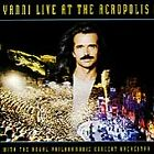 Live at the Acropolis by Yanni (CD, Mar-1994, Private Music)