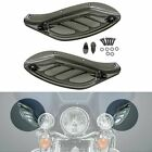 US Smoke Fairing Wind Air Deflector For Harley Electra Glide Classic FLHTC 96-13