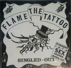 The Flame Tattoo ‎– Singled Out CD SUPER RARE INDIE SLEAZE HARD ROCK GLAM METAL